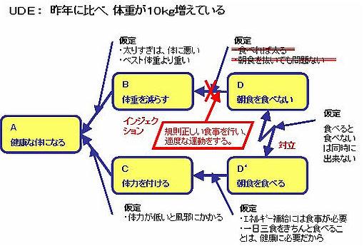 対立解消図(インジェクション)